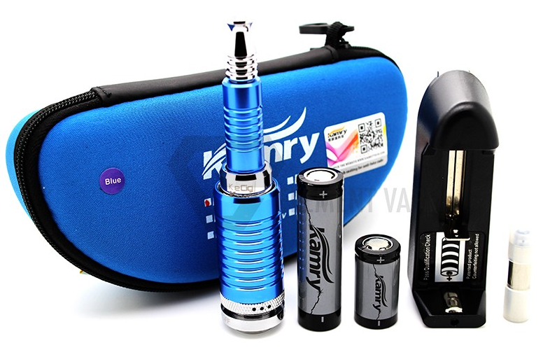 K100 / K101 Starter Kit – Telescoping Mechanical Mod