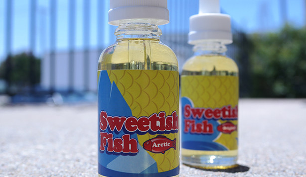 Sweetish Fish Ejuice Flavor