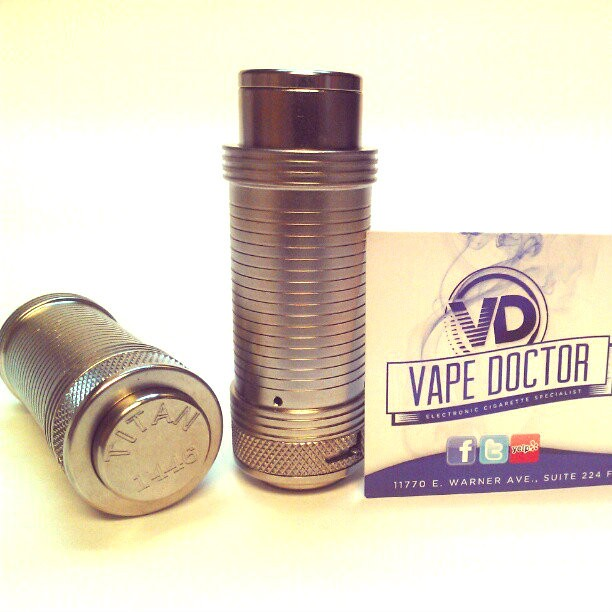 Titan v1.5 Mechnical Mod – Telescopic Electronic Cigarette