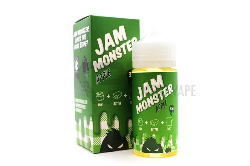 Jam Monster Apple Jam E-Liquid Review